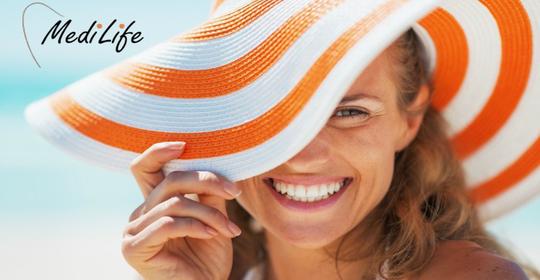 MediLife ti tiene compagnia per tutta l'estate!!